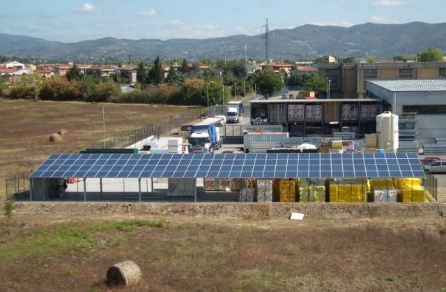 34 kWp Arezzo
